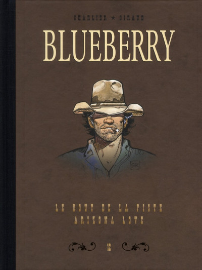 Couverture Blueberry - Intégrale tome 12 (tome 22 & tome 23)