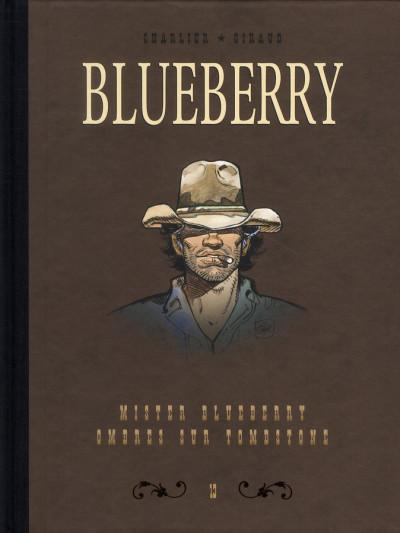 Couverture Blueberry - dyptique tome 13 - mister Blueberry - ombres sur la tombstone
