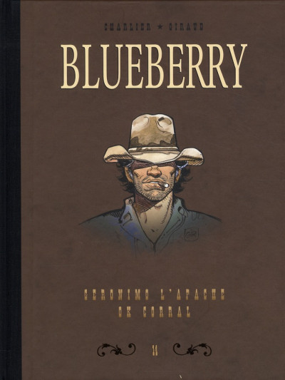 Couverture Blueberry - Intégrale tome 14 - (tome 26 & tome 27)