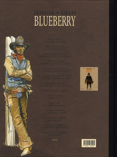 Dos Blueberry - INTEGRALE VOL.15 - tome 28