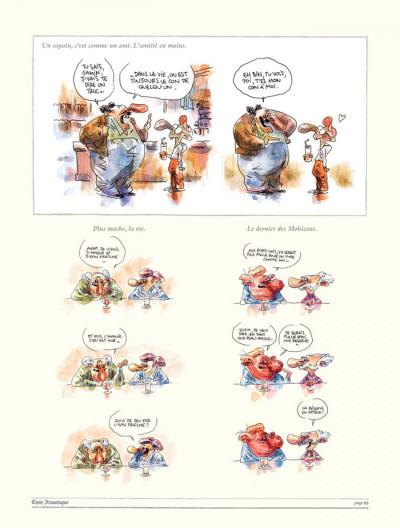 Page 1 Chez francisque tome 4 - tout fout le camp