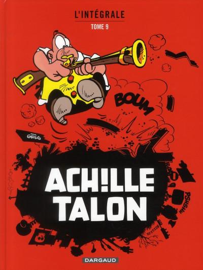 image de Achille talon - intégrale tome 9