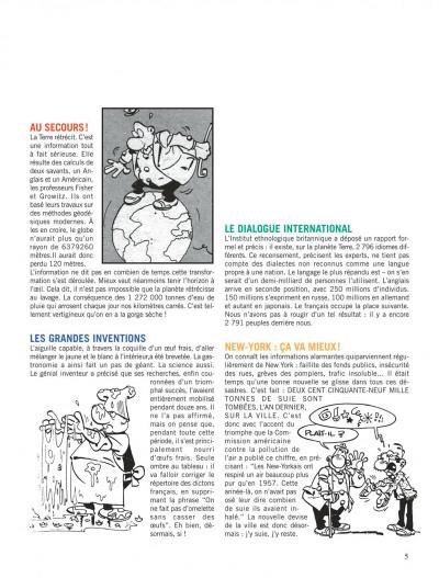 Page 5 Achille talon - intégrale tome 9