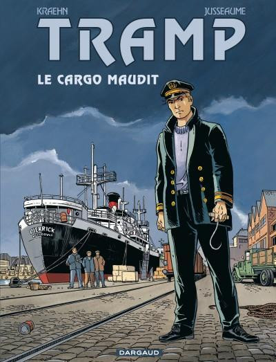 Couverture Tramp tome 10 - le cargo maudit
