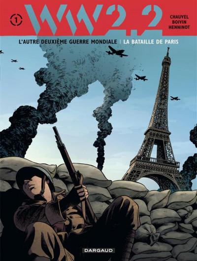 image de Ww 2.2 tome 1 - la bataille de paris