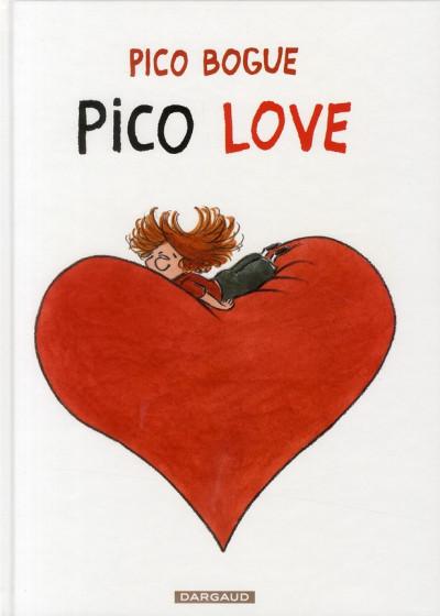 Couverture Pico Bogue tome 4 - Pico love