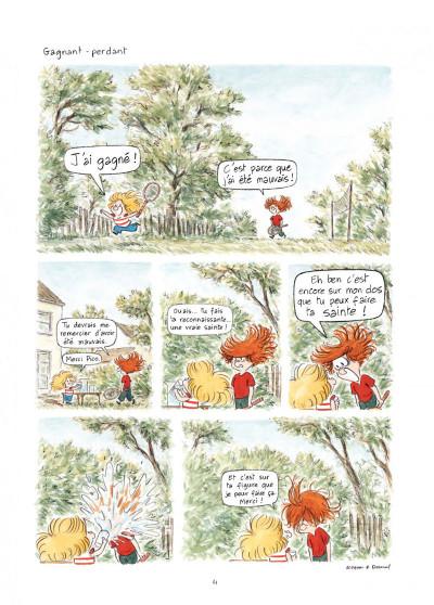 Page 2 Pico Bogue tome 4 - Pico love