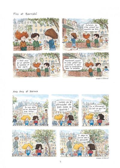 Page 3 Pico Bogue tome 4 - Pico love