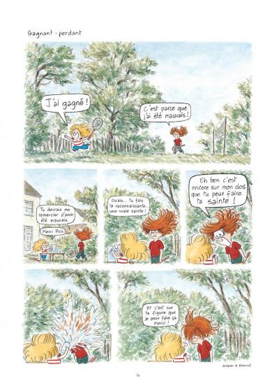 Page 4 Pico Bogue tome 4 - Pico love