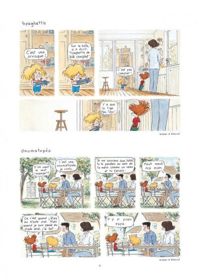 Page 5 Pico Bogue tome 4 - Pico love
