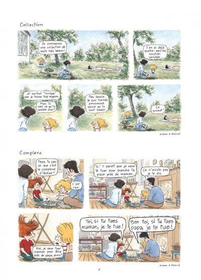Page 6 Pico Bogue tome 4 - Pico love