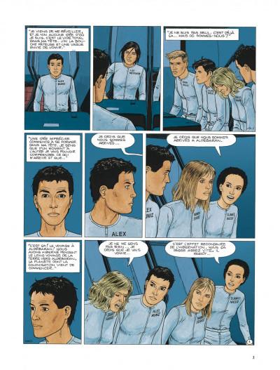 Page 3 Survivants, anomalies quantiques tome 1