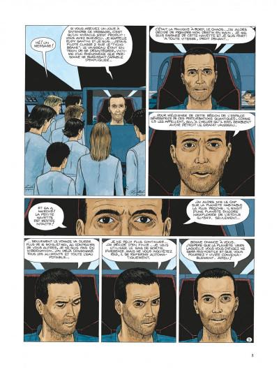 Page 5 Survivants, anomalies quantiques tome 1