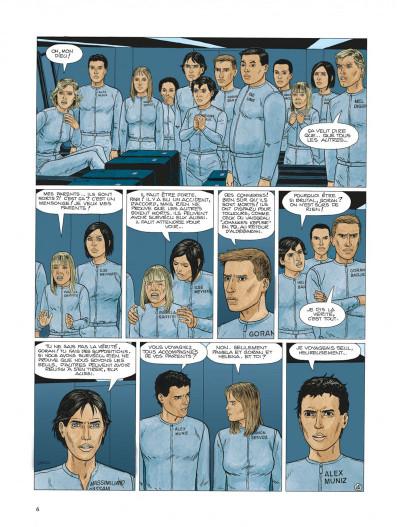 Page 6 Survivants, anomalies quantiques tome 1