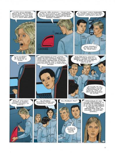 Page 7 Survivants, anomalies quantiques tome 1