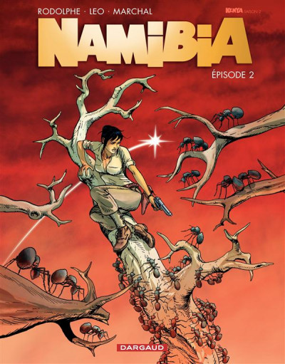 image de Namibia tome 2 - Kenya saison 2