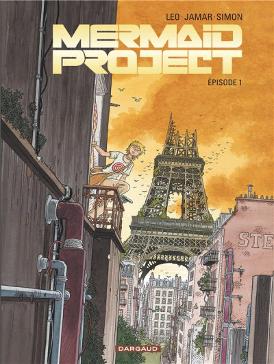 Couverture Mermaid project tome 1