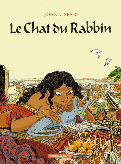 Page 1 Le chat du rabbin - intégrale tome 1