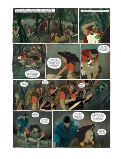 Page 1 Pour l'empire tome 2 - les femmes