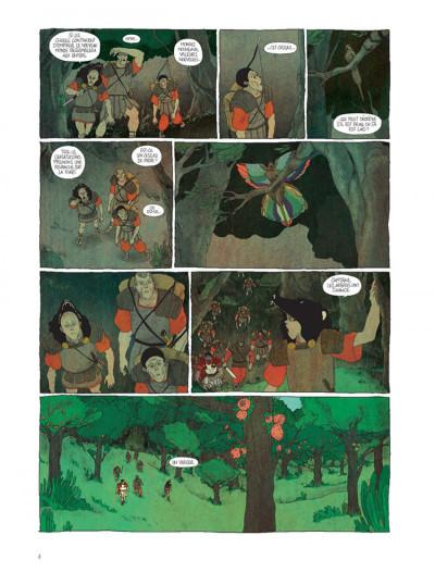 Page 2 Pour l'empire tome 2 - les femmes
