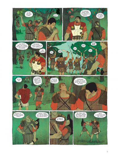 Page 3 Pour l'empire tome 2 - les femmes