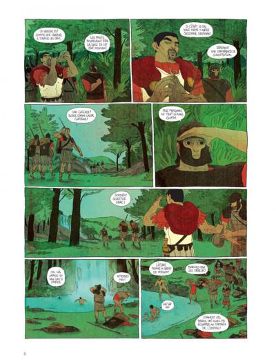 Page 4 Pour l'empire tome 2 - les femmes