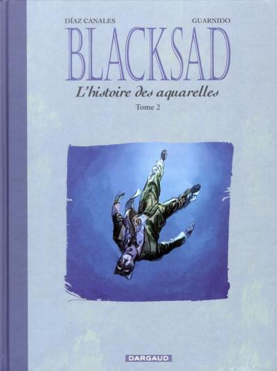 image de Blacksad tome 2 - l'histoire des aquarelles