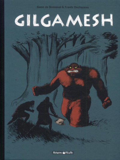 Page 3 Gilgamesh ; intégrale