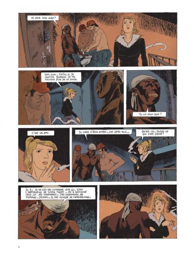 Page 2 Belleville story tome 2 - après minuit