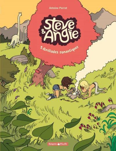 image de Les aventures de Steve et Angie tome 2 - Grillades romantiques