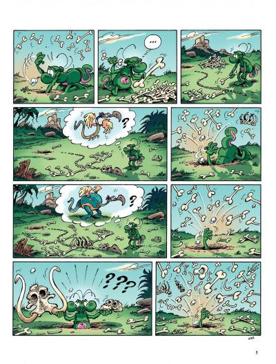 Page 5 Nab tome 13 - Treizozoïque Blues !