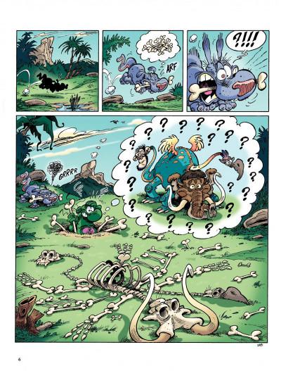 Page 6 Nab tome 13 - Treizozoïque Blues !