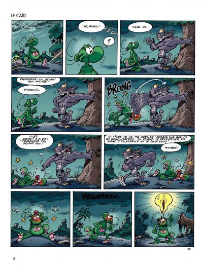 Page 8 Nab tome 13 - Treizozoïque Blues !