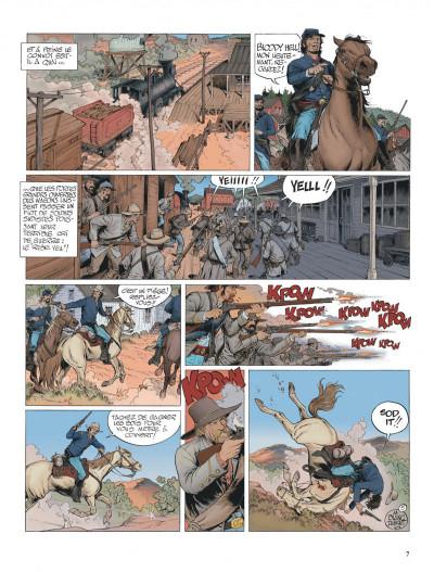 Page 7 La jeunesse de blueberry tome 20 - Gettysburg