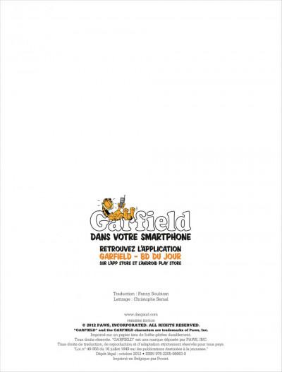Page 1 Garfield tome 55 - CROQUETTE A LA GRIMACE
