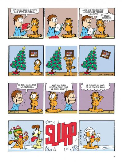 Page 3 Garfield tome 55 - CROQUETTE A LA GRIMACE