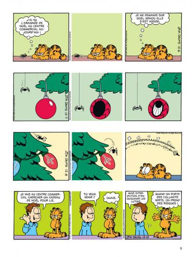 Page 5 Garfield tome 55 - CROQUETTE A LA GRIMACE