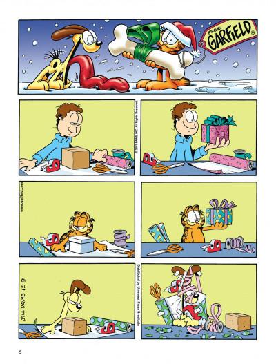 Page 8 Garfield tome 55 - CROQUETTE A LA GRIMACE