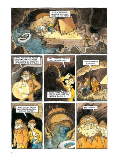 Page 2 voyage en Satanie tome 1