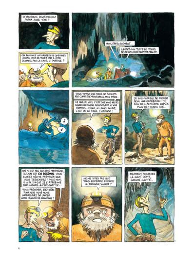 Page 4 voyage en Satanie tome 1