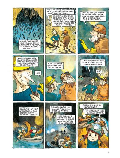 Page 5 voyage en Satanie tome 1