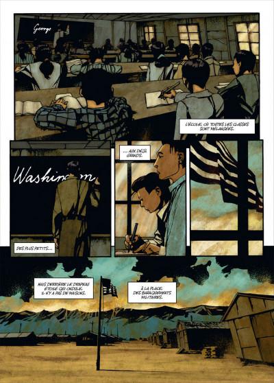 Page 6 Des dieux et des hommes tome 3 - une petite ville en Amérique