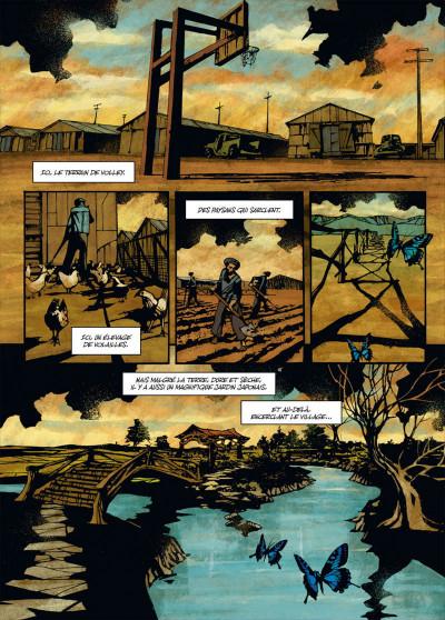 Page 7 Des dieux et des hommes tome 3 - une petite ville en Amérique