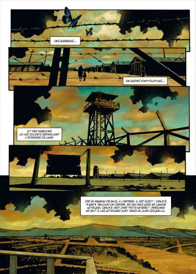 Page 8 Des dieux et des hommes tome 3 - une petite ville en Amérique