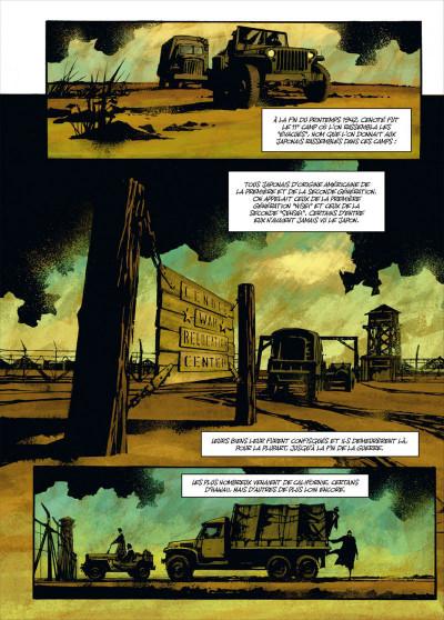 Page 9 Des dieux et des hommes tome 3 - une petite ville en Amérique