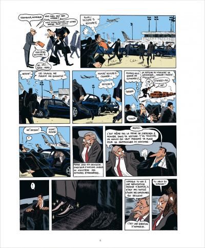 Page 6 Quai d'Orsay tome 2 - chroniques diplomatiques