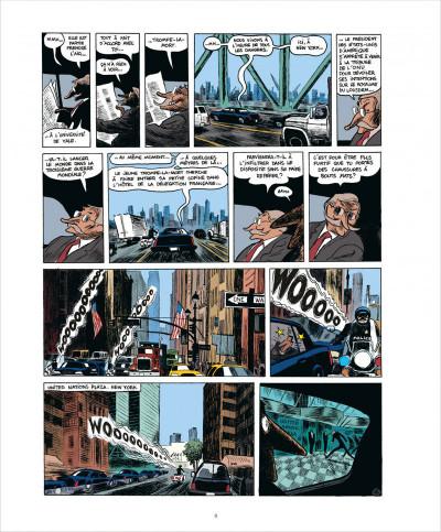 Page 8 Quai d'Orsay tome 2 - chroniques diplomatiques