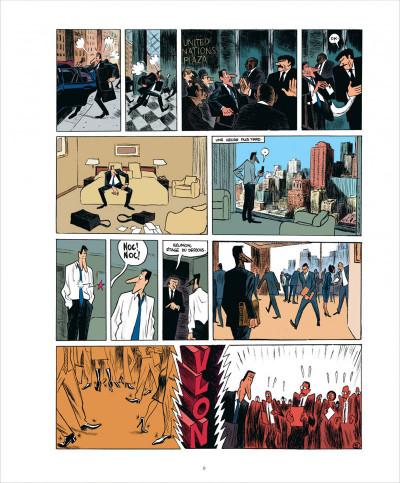 Page 9 Quai d'Orsay tome 2 - chroniques diplomatiques