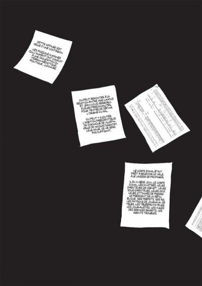 Page 2 L'affaire des affaires tome 3 - manipulation, premier mouvement