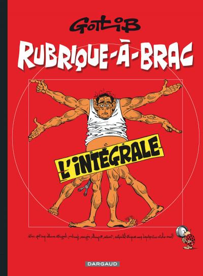 Couverture Rubrique à brac - intégrale (nouvelle édition)